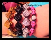 Image of ★Dice & Skull★ ★ArmCandy Set★