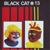 Image of BLACK CAT #13 - Wrist Towards Elbow 7""