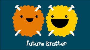 Image of Future Knitter - Kids / Toddler T-shirt
