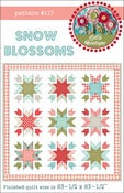 Image of #117 Snow Blossoms - PDF Pattern