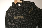 Image of WTaps x A Bathing Ape AW Quilted Jungle Jacket M
