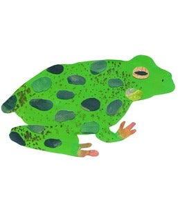 Image of Frog Original Art