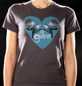 Image of Bird Heart T-Shirt (Women's)
