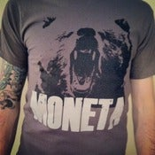 "Image of NEW YEAR'S BLOWOUT SALE! ""Grizzly"" T-shirt $7.00!"