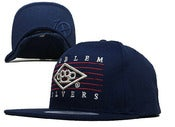 "Image of NEW! 10 Deep ""Problem Solvers"" Snapback Hat Collection (Navy)"