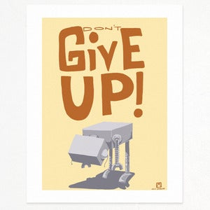 Image of Don't Give Up