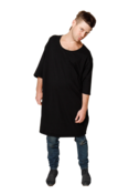 Image of Big Black Tee