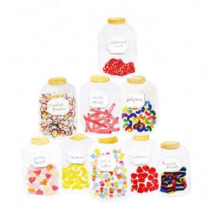 Image of LOLLY JARS