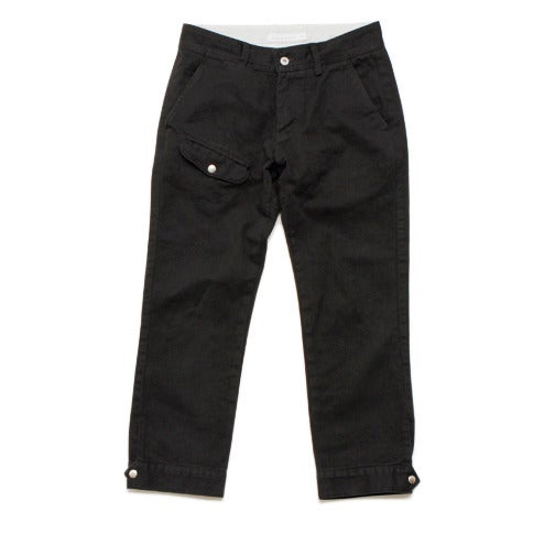 Image of thisisneverthat® S-Cropped Pant - BLACK