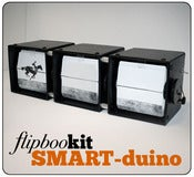 Image of SMART-DUINO 3-BOX FLIPBOOKIT