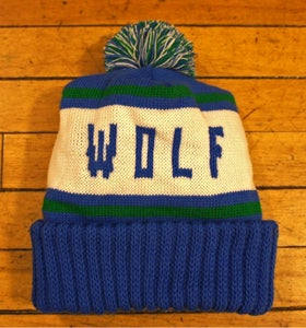 Image of WOLF Winter Pom Hat