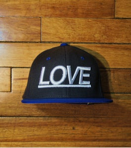 Image of LOVE Snapback Hat