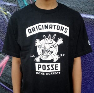 Image of ORIGINATORS POSSE