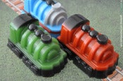 Image of All Aboard the GEEKSOAP Train! Soap Trains