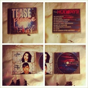 Image of Tease &amp; Please - DELUXE EDITION (Hard Copy/Signed)