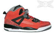 Image of Jordan Spizike Red