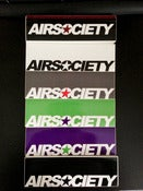 Image of 2 Bumper Decal + 2 Die-Cut Vinyl Combo Pack