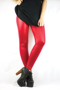 Image of The Red Leggins