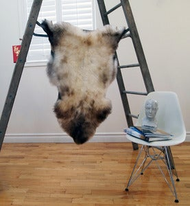 Image of Large UK Sheepskin UK-011