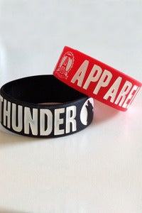 Image of Thunder Apparel Wristband Combo