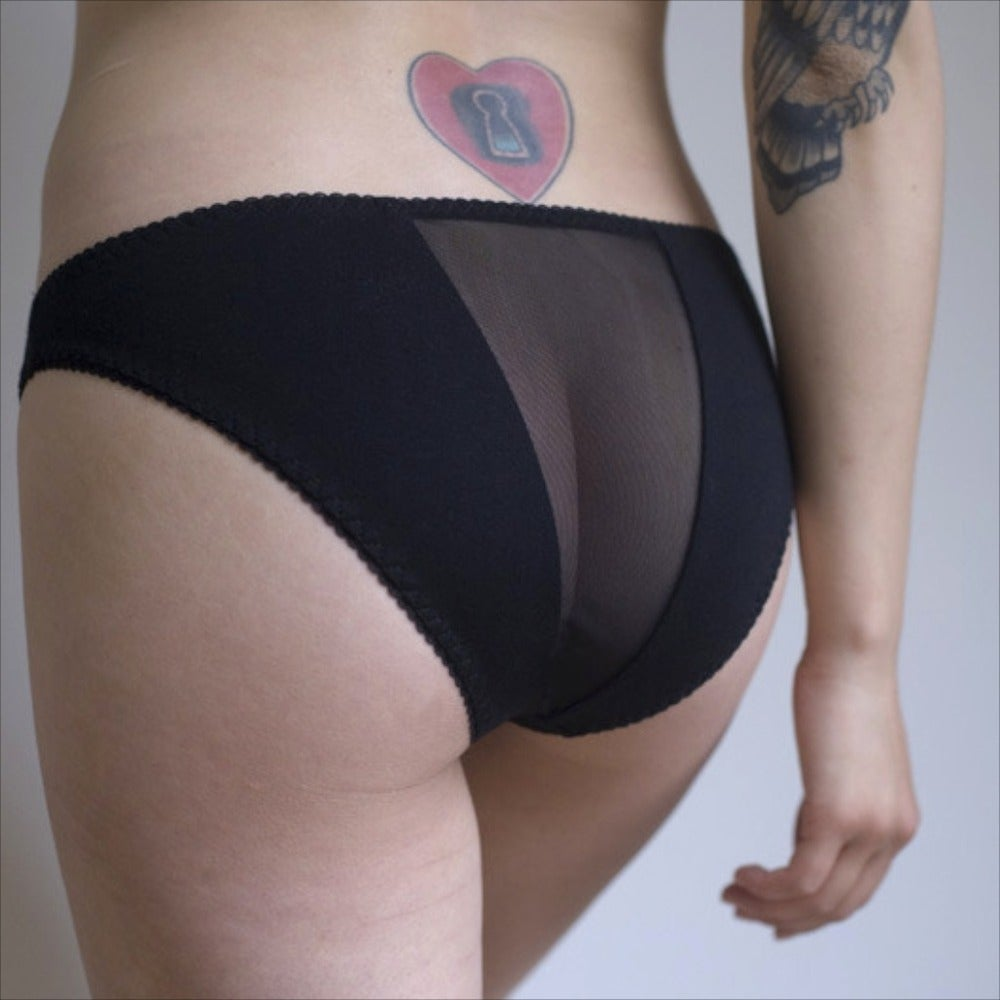 Image of Geometry Low-waisted Brief