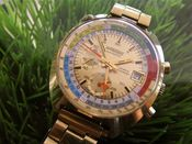 Image of VINTAGE WAKMANN REGATTA CHRONO AUTO - SOLD!