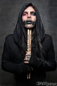 Image of Angelo Parente - Vic Firth LARGE metallic print 16x24