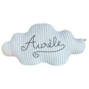 Image of Coussin nuage personnalis