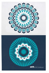 Image of Darjeeling Tea Towel - Indigo