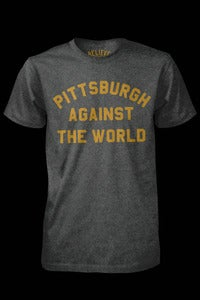 Image of PITTSBURGH AGAINST THE WORLD