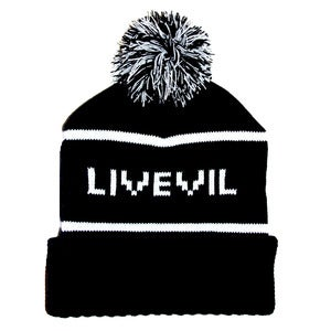 Image of Deluxe Cuff Beanie Black