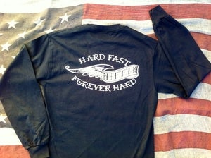 Image of H.F.F.H. Long Sleeve Pocket Tee