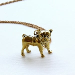 Image of Adorable - Pug Necklace