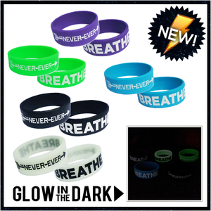 Image of GLOW IN THE DARK Phat Bands