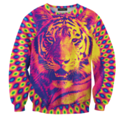 Image of Tiger sweater
