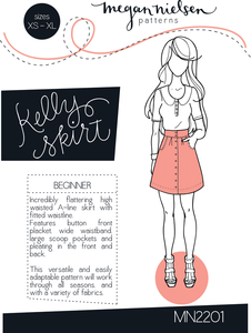 Image of Megan Nielsen Patterns : Kelly Skirt