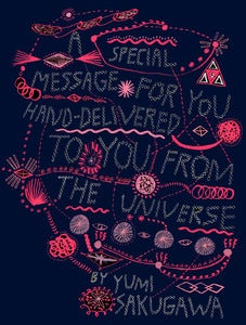 Image of A Special Message for You Hand-Delivered to You from the Universe eBook By Yumi Sakugawa