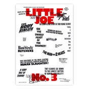 Image of Little Joe – No. 3 Launch Poster