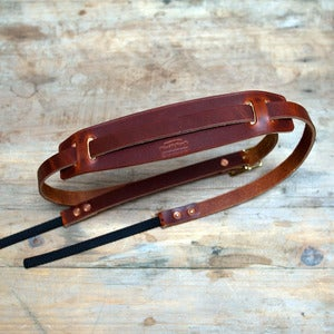 Image of Wood&Faulk Camera Neck Strap