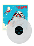 Image of &quot;The Dollyrots&quot; Vinyl (Clear)