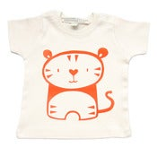 Image of Tiny Tiger organic cotton t shirt