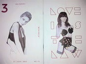 Image of ALL 3 ISSUES OF LOVE IS THE LAW MAGAZINE + 'Magic Look' Vinyl