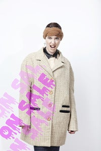 Image of TWEET BIG COAT