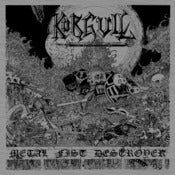 Image of KÖRGULL THE EXTERMINATOR - Metal Fist Destroyer CD