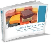 Image of Coloring Soap Naturally - eBook