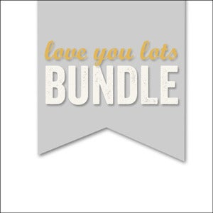 Image of love you lots bundle
