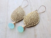 Image of Cocoon Earrings