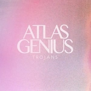 "Image of ATLAS GENIUS 'Trojans' 10"" EP"