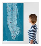 Image of 13/002: PinCity Map (New York)