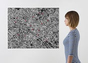 Image of 13/002: PinCity Map (Paris)
